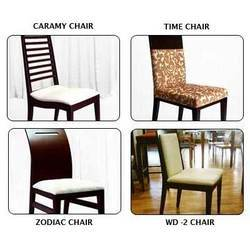 Wood Single Fine Dining Chairs