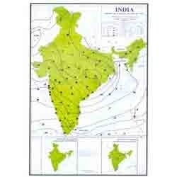 Weather Maps Of India
