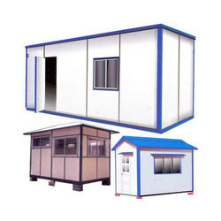 Modular FRP Cabins