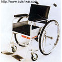 Wheel Chair Commode Cum Cushioned Special