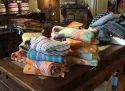 Handmade Sari Quilts