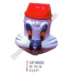 Cat Model Dusbins