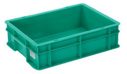 Green Industrial Crates