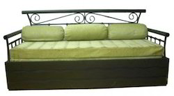 Wrought Iron Sofa Cum Beds