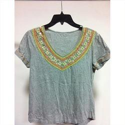 Long Designer T Shirt