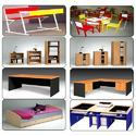 Modular School And Institution Furniture