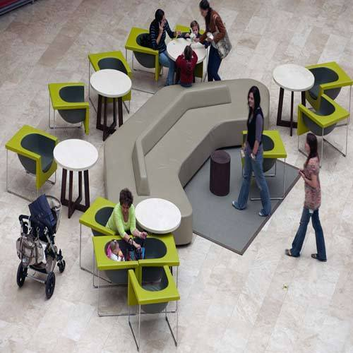 Shopping Mall Furniture Manufacturer From