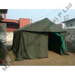 Tunnel Extendable Tents  sc 1 st  IndiaMART & Army Tent at Best Price in India