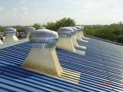 Turbo Roof Air Ventilators