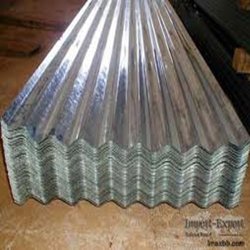 Corrugated Galvanized Steel Coils And Sheets