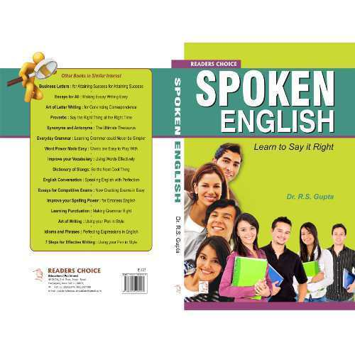 Pdf format english books in spoken