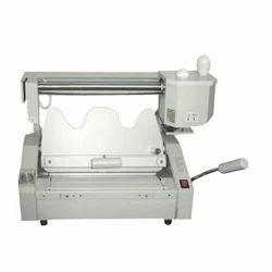 LC Manual Perfect Glue Binding Machine 60