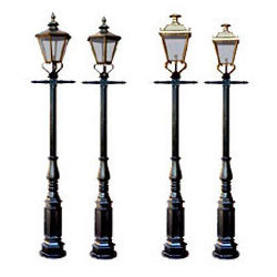 Garden lamp post cassa exim private limited manufacturer in garden lamp post mozeypictures