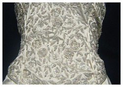 Bridal Embroidered Bodices