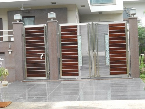 Stainless Steel Stainless Steel Gates Retailer From New