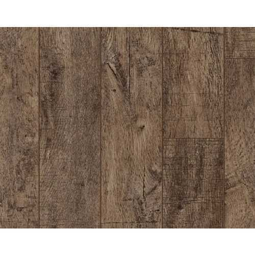 Golden Rustic Oak Laminate Flooring