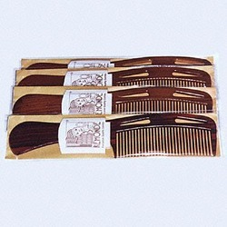 Wood Finish Combs