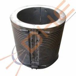 Cast Aluminum Air Cooled Heater