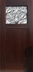 Grill Door  French Door Glass Door