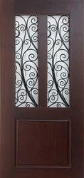 Grill Door French Door-Glass Door