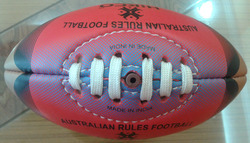 Promotional Mini AFL Football