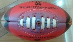 Promotional Mini AFL Football