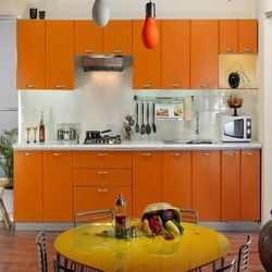 Acrylic Modular Kitchen at Rs 125000 /set | Modular Kitchen ...