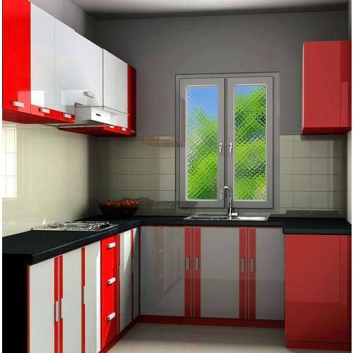 Designs of modular kitchen cabinets for Online modular kitchen designs
