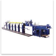 Multipurpose Forms Press MFP-550 - Security Printing