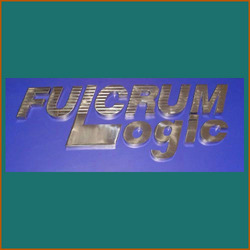 Steel Box Letters Fulcrum Logic