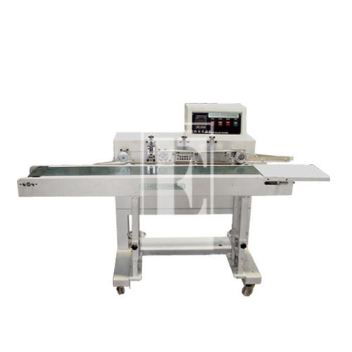 Horizontal Continuous Band Sealer Machine