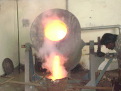 Phosphorus Bronze Casting Production Process