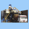 RMC Plant with PAN Mixer