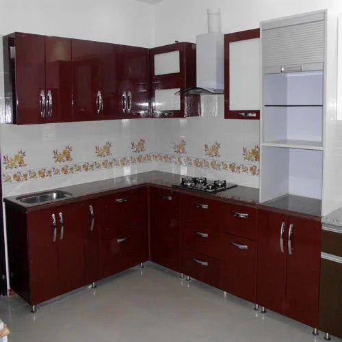 High Gloss Acrylic Kitchen Shutters
