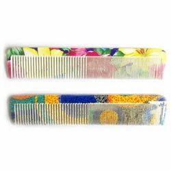 8 Inch Fine Coarse Teeth Saloon Cutting Comb