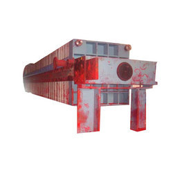 Automatic 500-1000 Litres/hr Filter Press For Pigment, No Of Plates:30-40 And 40-50