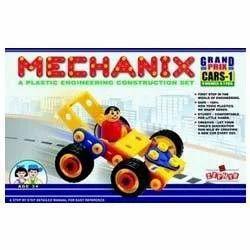 Plastic Cars (Mechanix)