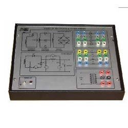 Rectifiers And Filters Trainer Kit
