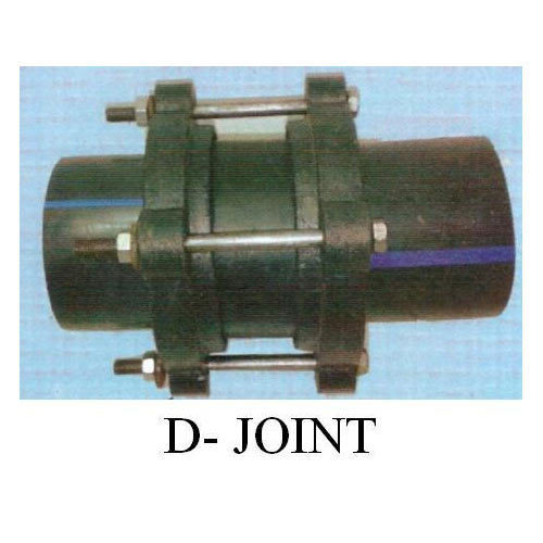 HDPE Joints & couplers - HDPE D Joint Manufacturer from Kolkata