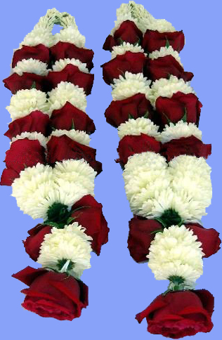 Garland Flower Garland Manufacturer From Kanchipuram
