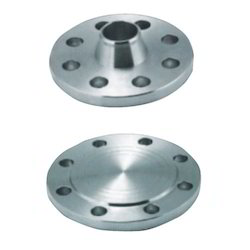 Welding Steel Flanges