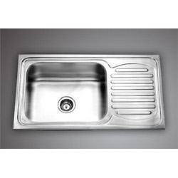Stainless Steel Kitchen Sinks - Sink Without Border Manufacturer ...