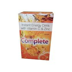 Instant Energy Drink With Vitamin C, Zinc Energy Drinks