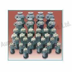 PP Seal Less Magnetic Pump