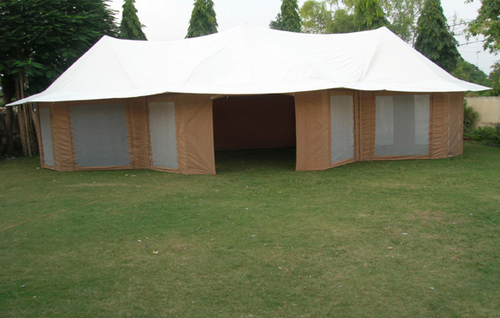 Multicolor Swiss Tent, For Cottage And Resorts