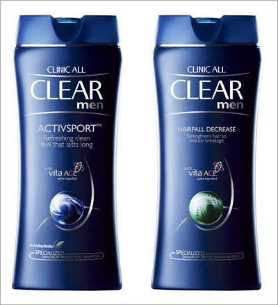 Image result for Shampoo Clear