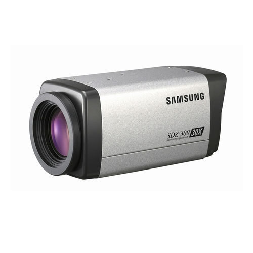 Zoom Camera (SDZ-300) - View Specifications & Details of Ip