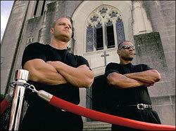 Bodyguards & Bouncers