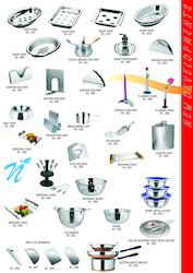 Stainless Steel Promotional Products
