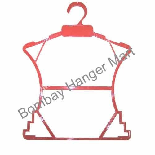 Plastic Colored Hangers